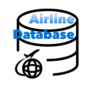 Airlines database