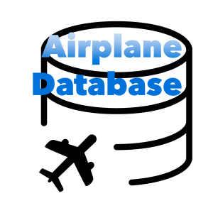 Airplanes database