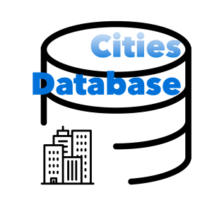 Cities database